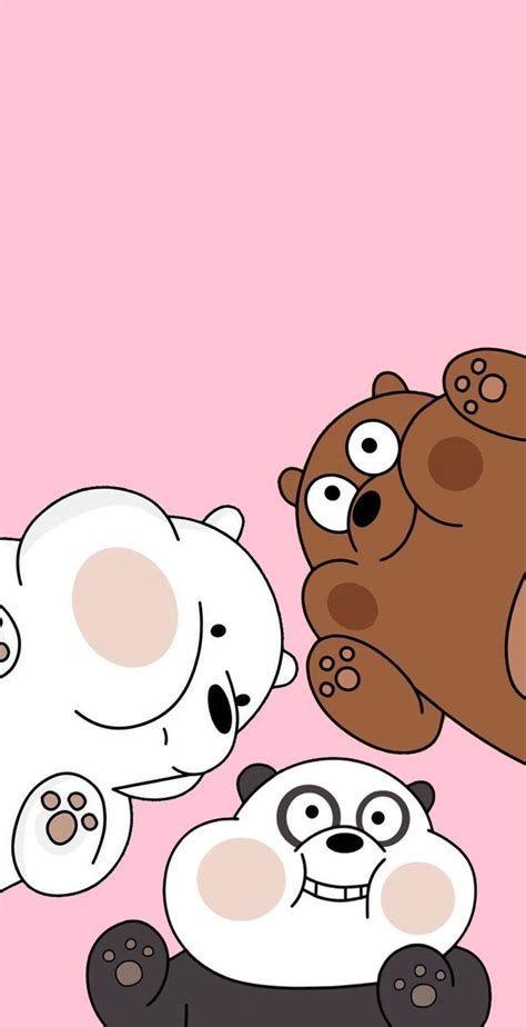 We Bare Bears | Wallpaper De Urso, Papéis De Parede