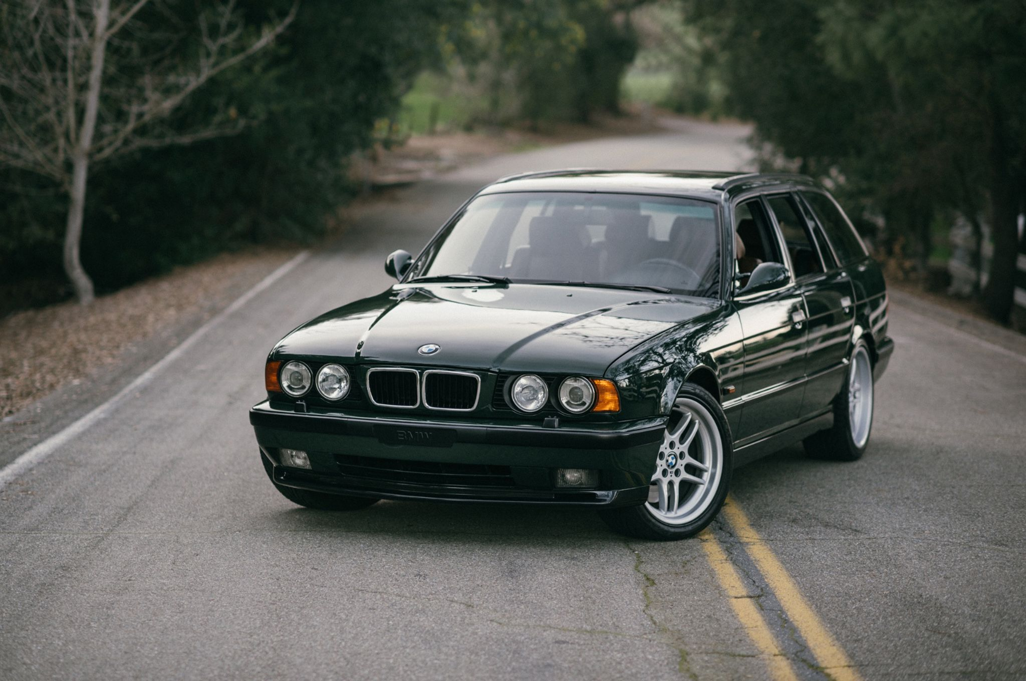 Just Listed Extremely Rare 1995 Bmw M5 Touring Elekta E34 Bmw