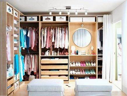 Ikea Wardrobes... And The Neglected Room · Ikea Pax ClosetIkea ...