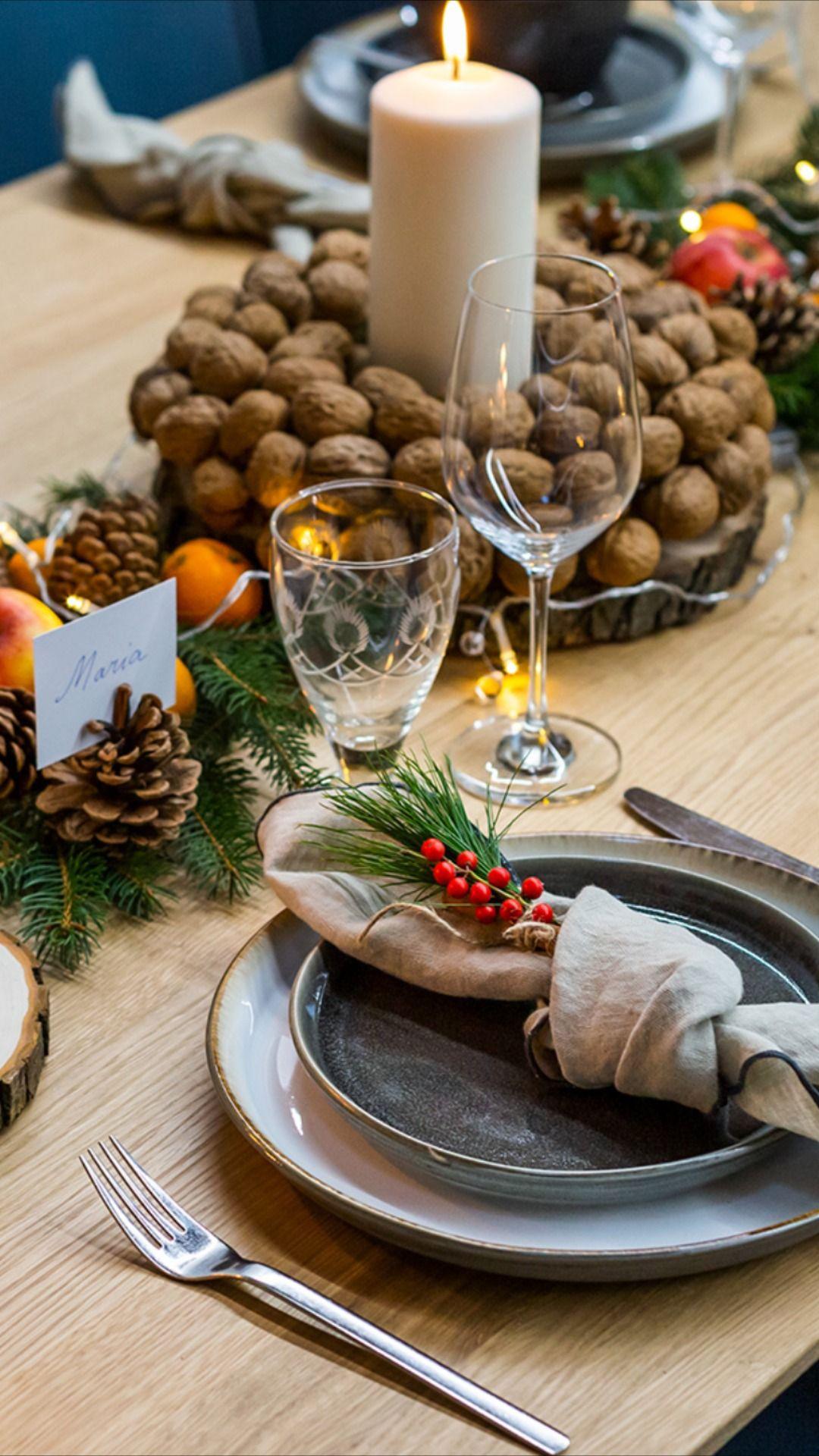 Die schönsten Ideen für Weihnachtsdeko aus Holz