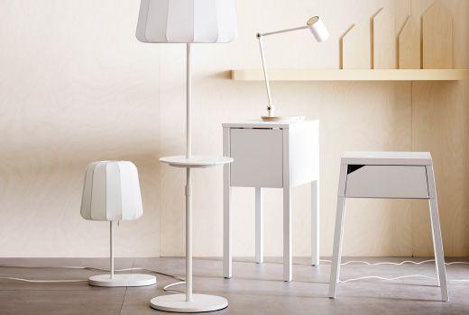 Chargeurs Sans Fil Ikea Mobilier De Salon Lampe De Chevet Design Salon Ikea