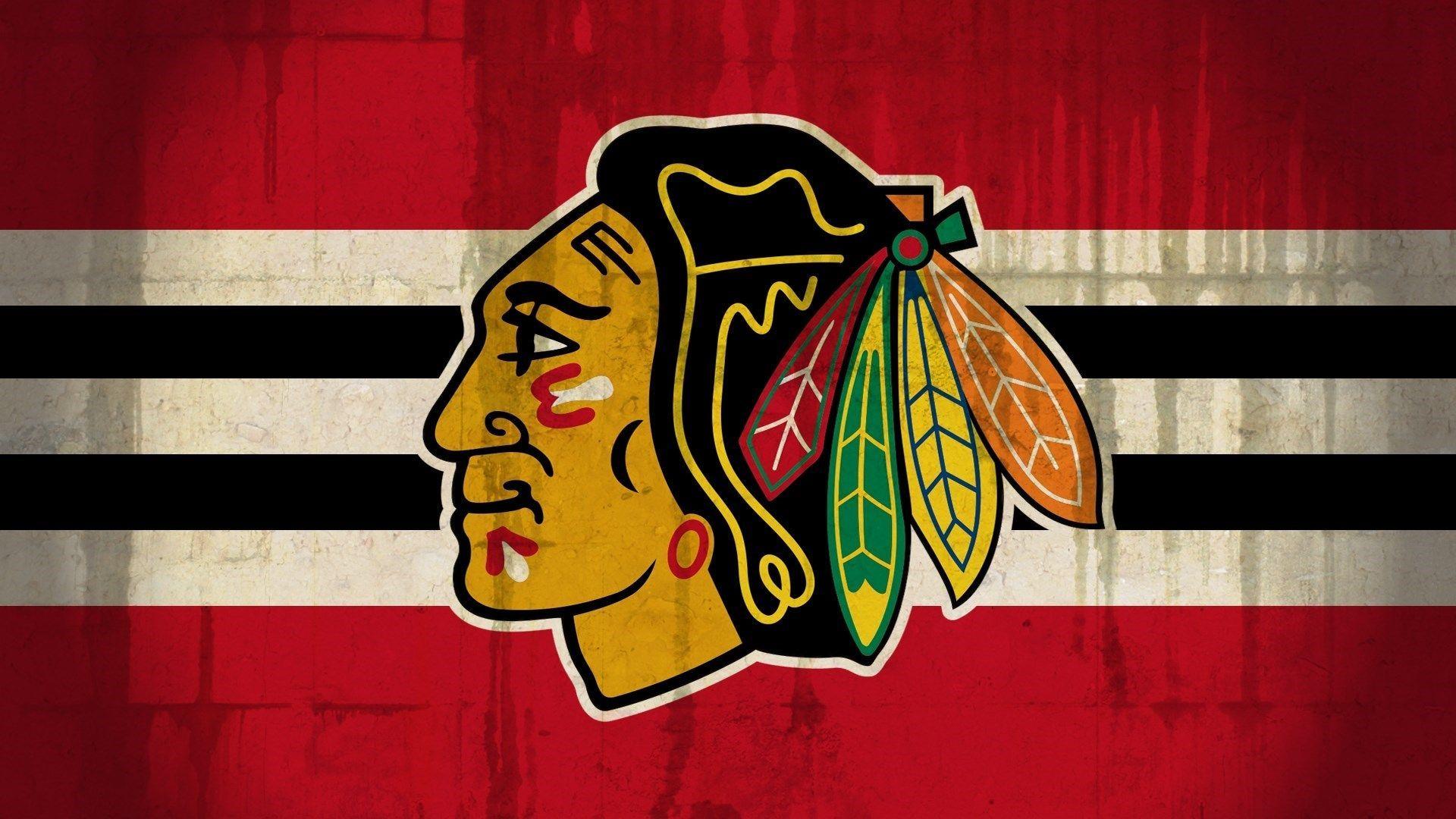 Chicago Sports Desktop Wallpaper Wallpapersafari Chicago Blackhawks Wallpaper Chicago Blackhawks Logo Nhl Blackhawks
