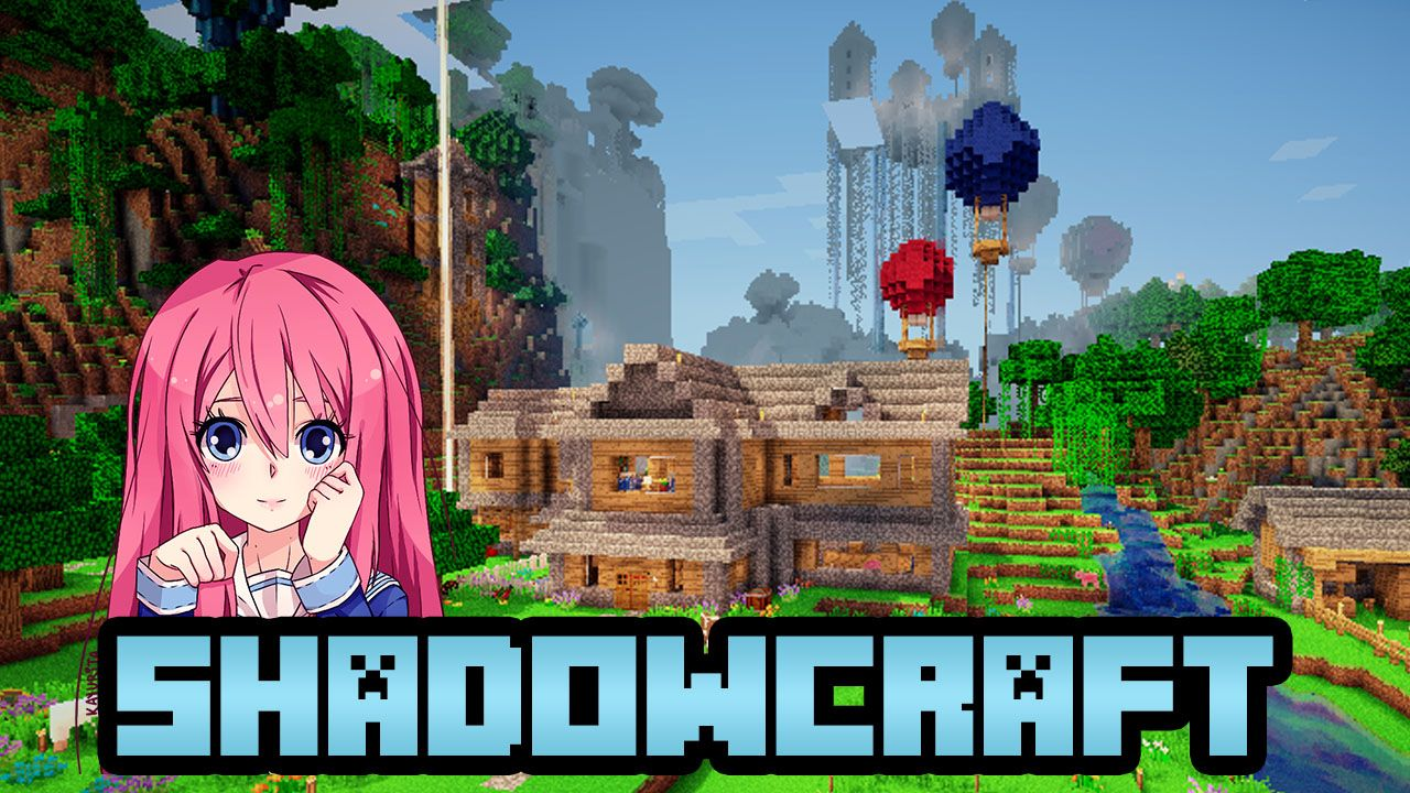 LDShadowLady's ShadowCraft Modpack 1 5 2 - (Download and