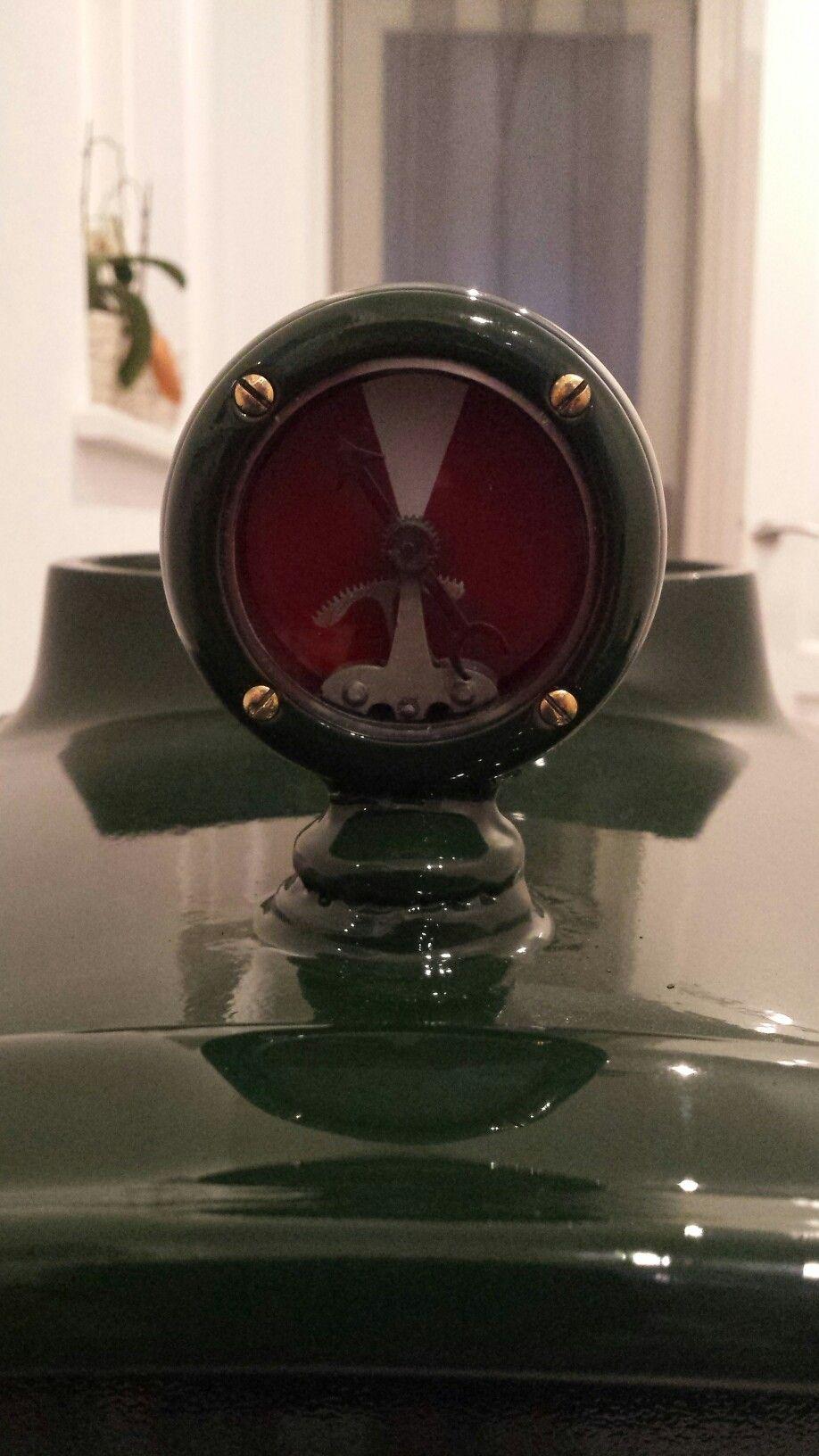Fordson n industrial raf temperature gauge refurbished