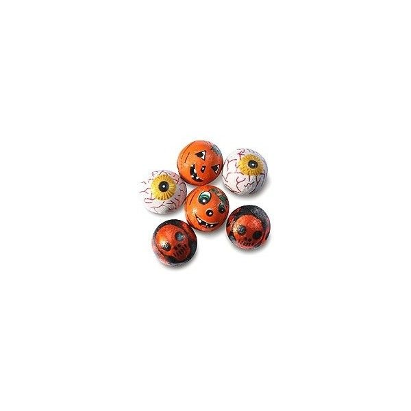 Halloween chocolate balls (€3,69) ❤ liked on Polyvore featuring food and food and drink