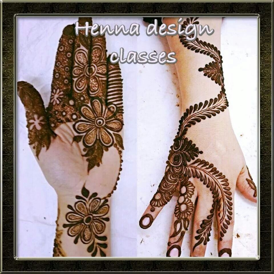 Khaleeji Henna Designs Tattoo: Henna Designs, Cute Henna, Henna
