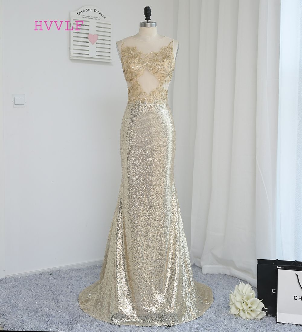 HVVLF 2018 Cheap Bridesmaid Dresses Under