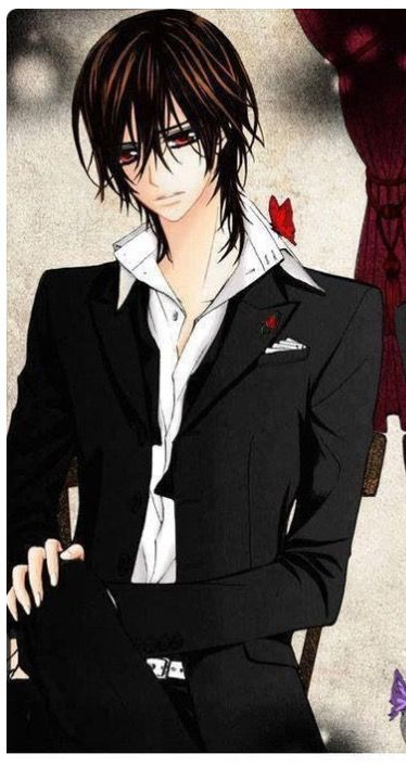 Pin By Julie G On Kaname Vampire Knight Vampire Hunter Knight
