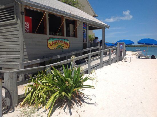 Lagerheads Beach Bar, Key West -