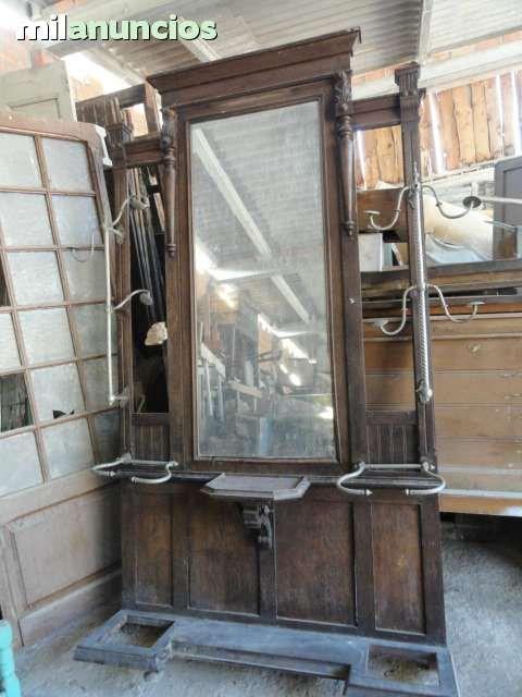 Espectacular recibidor antiguo foto 1 muebles - Milanuncios muebles antiguos ...