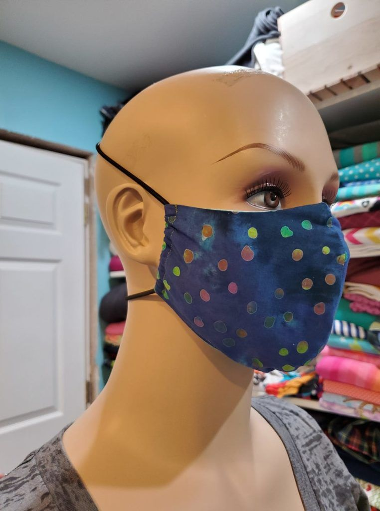 Photo of Free Cloth Face Mask & N95 Cover Pattern