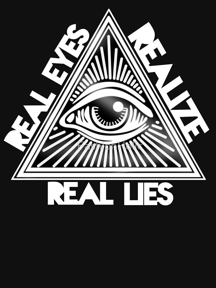 Resultado De Imagen De Real Eyes Realize Real Lies Tattoo