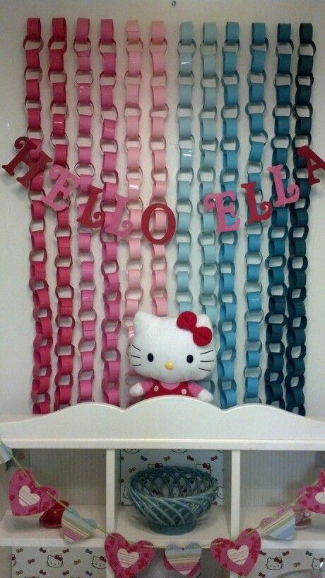 Hello kitty birthday my craft projects Pinterest Hello kitty