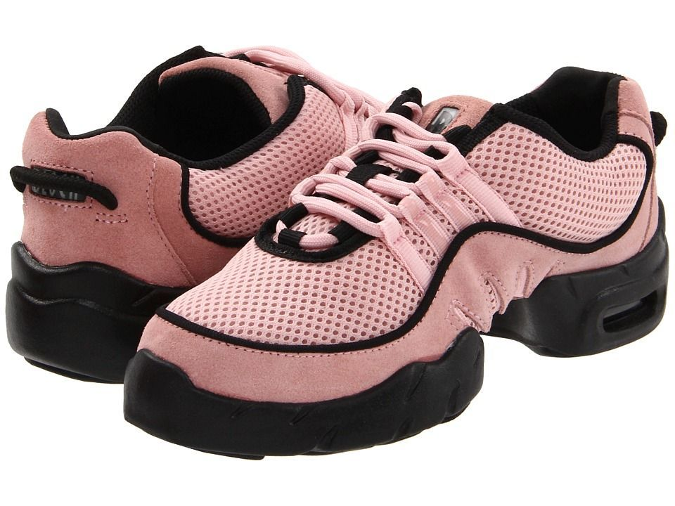c316aafd3d39 Bloch Boost DRT Mesh Sneaker Women s Dance Shoes Pink