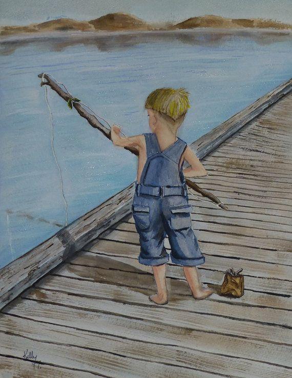 Original Painting By Kellymillspaintings