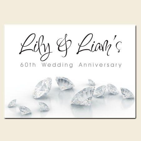 Invitation idea for 60th wedding anniversary 60th ford for Free printable 60th wedding anniversary invitations