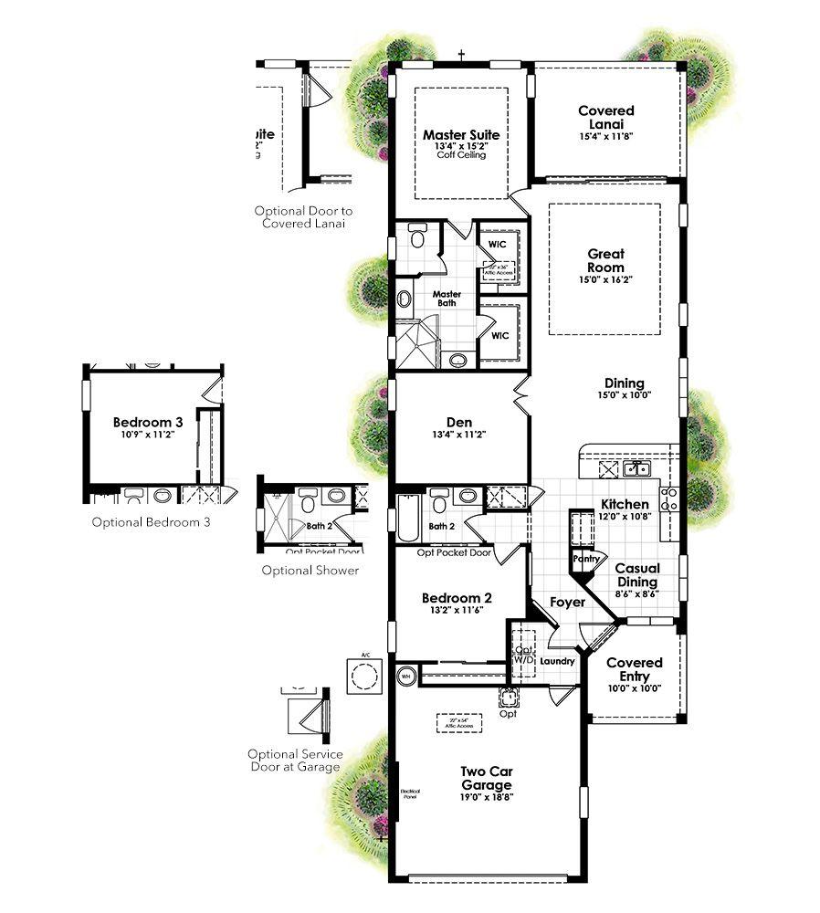 Jasmine Cresswind At Victoria Gardens New Community New Home Communities Great Rooms