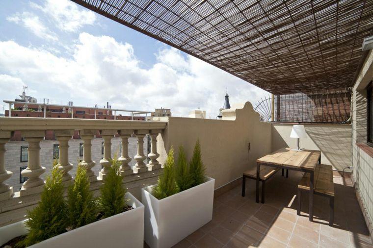 Decoracion Terrazas Aticos De Forma Moderna Y Elegante Outdoor Decor Patio Home Decor