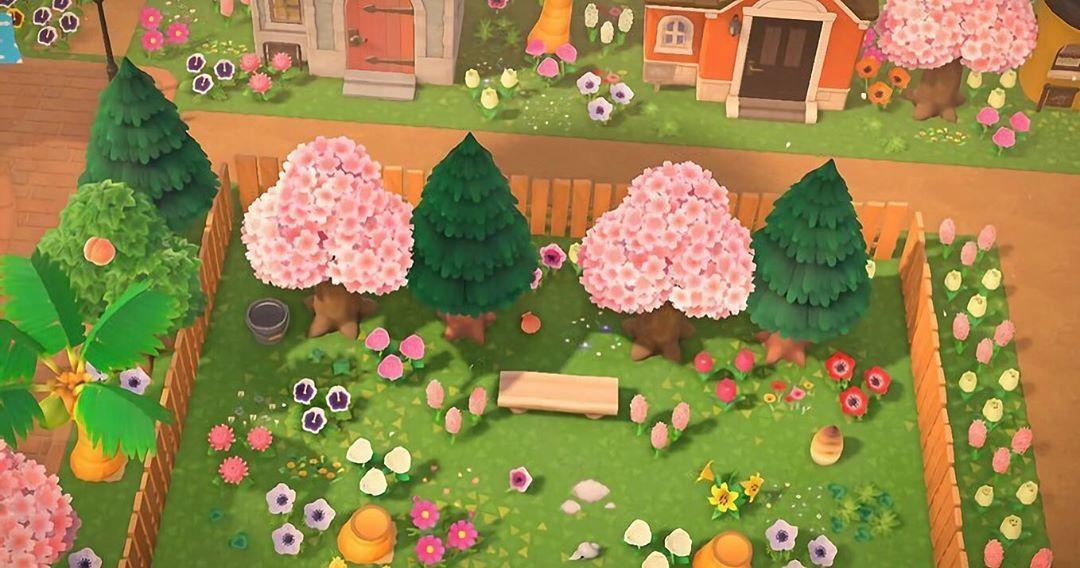 Animal Crossing Park Bench New Horizons - MY PARK