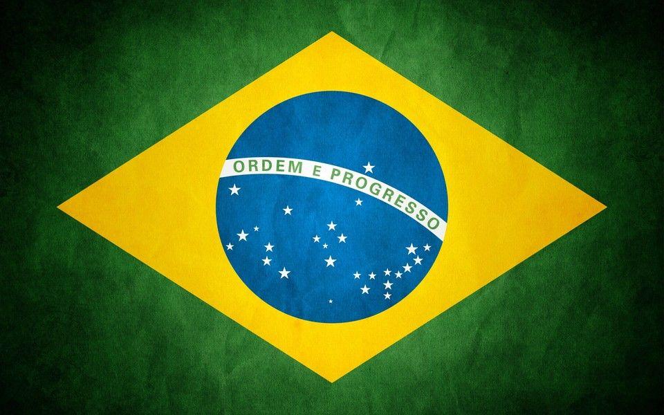 0c529038d Papel de parede Bandeira do Brasil