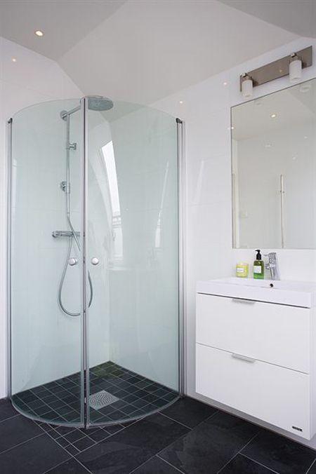 Muebles de dise o estilo n rdico blanco gris dise o for Diseno de interiores de casas pequenas modernas