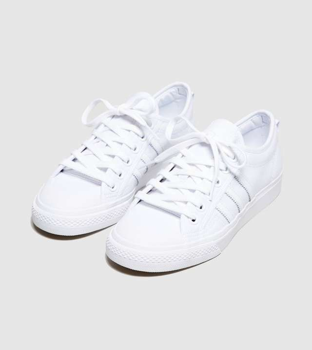 adidas Originals Nizza Women's   White