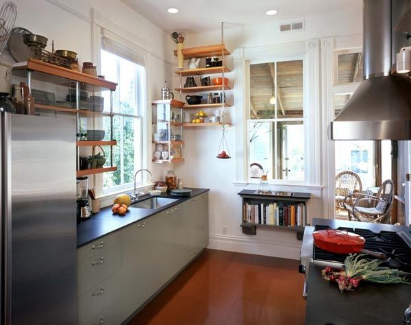 Creative Of Very Small Apartment Kitchen Design 53 decor and storage ideas for tiny kitchens 43 Extremely Creative Small Kitchen Design Ideas
