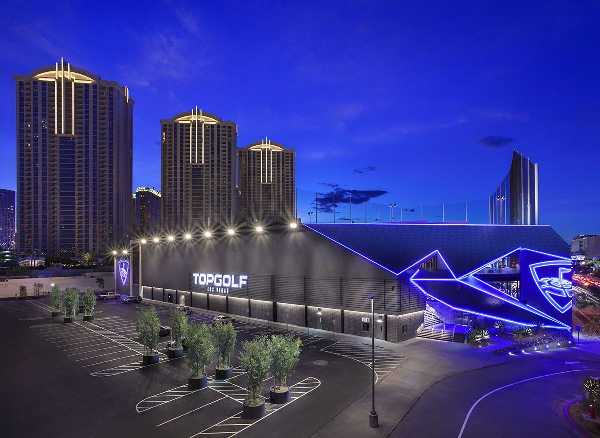 Check out the latest photos and videos from topgolf las