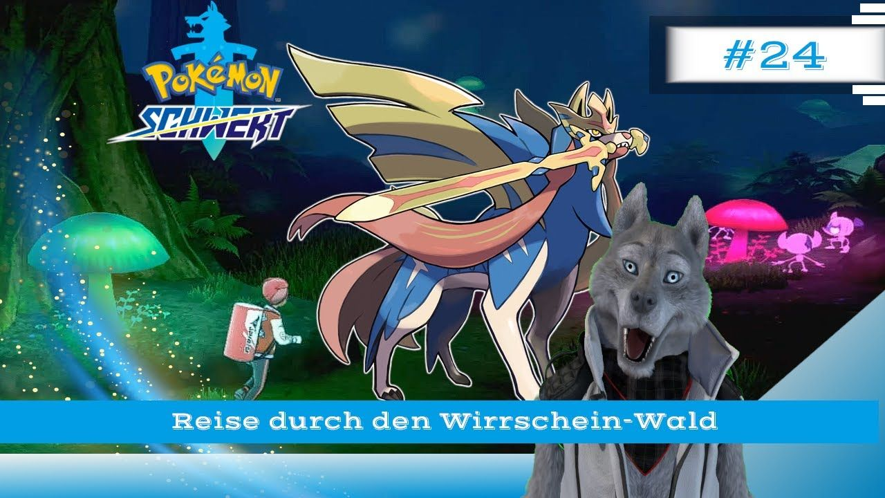 Pokemon Schwert Reise Durch Den Wirrrschein Wald 2020 Part 24 In 2020 Pokemon Schwert Pikachu