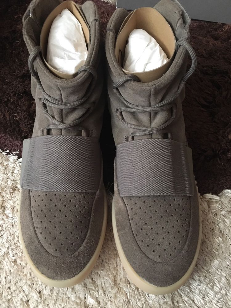 59cf237f8 Yeezy Boost 750 Chocolate size 12.5 BY2456