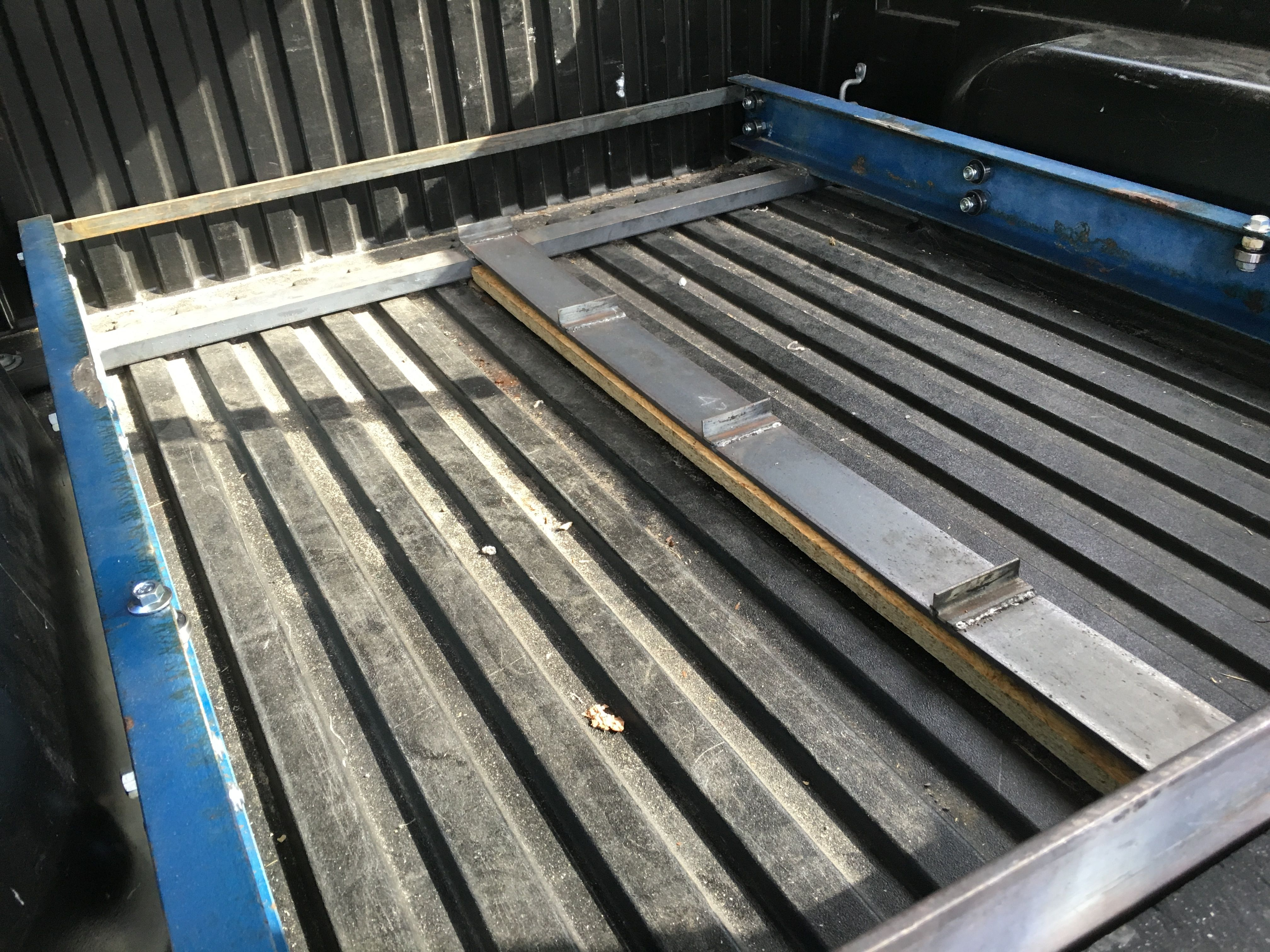 Pin by Dan Kellogg on DIY Sliding Truck Bed Truck bed