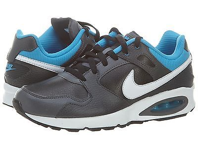 best authentic aaad5 153e7 Nike Air Max Coliseum Racer Leather Mens 543215-011 Black Running Shoes  Size 8