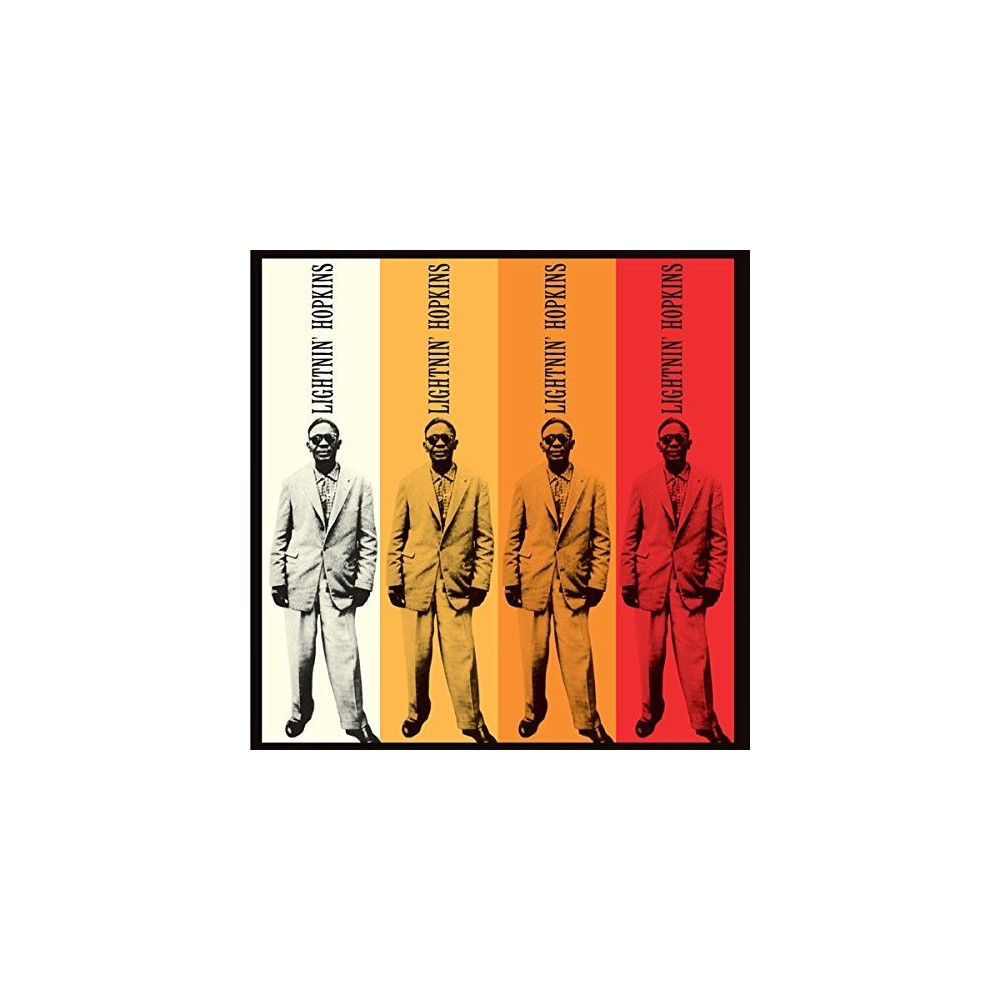 Lightnin Hopkins Lightnin Hopkins 2 Bonus Tracks Vinyl Electronic Music Country Blue Track