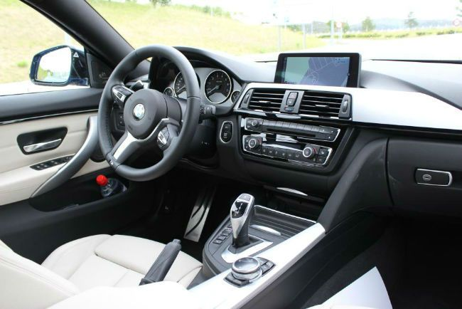 2015 BMW 3 Series Gran Turismo Interior
