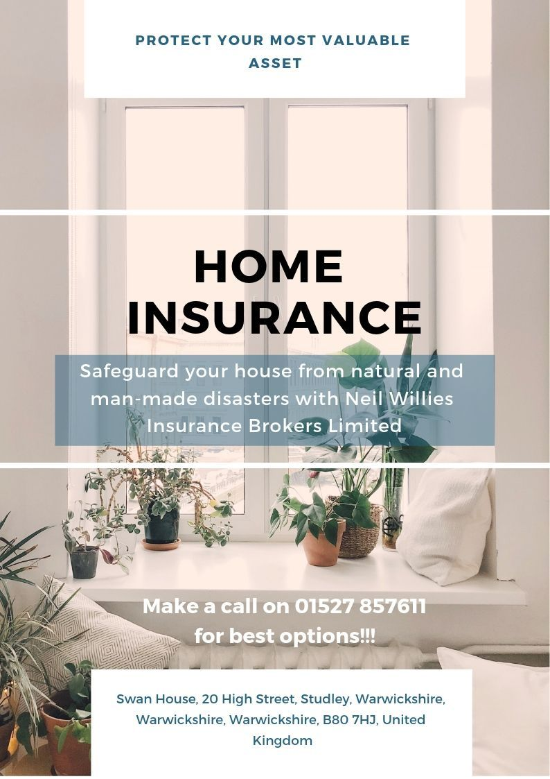 Home Insurance Helps Reduce Stress And Tension Level In Case Of