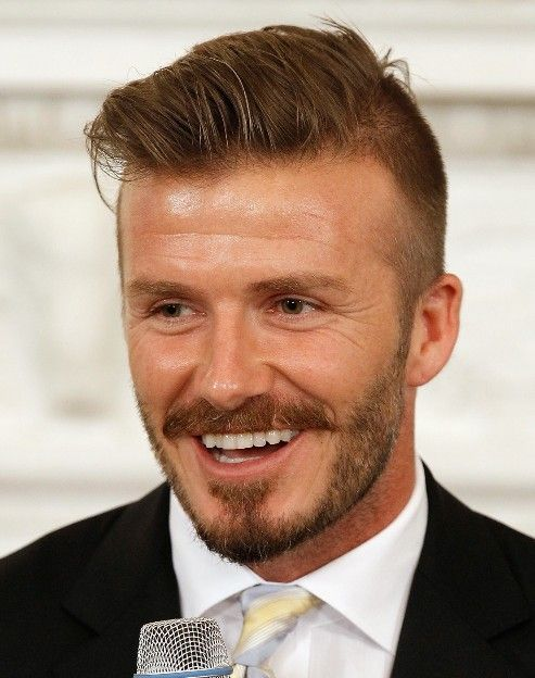 David Beckham Hairstyles Quiff Hairstyles Haircut Styles And Hair