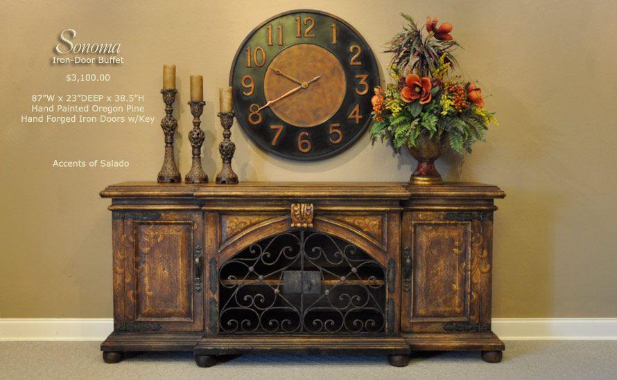 Old World Spanish Hacienda Furniture Show Christy
