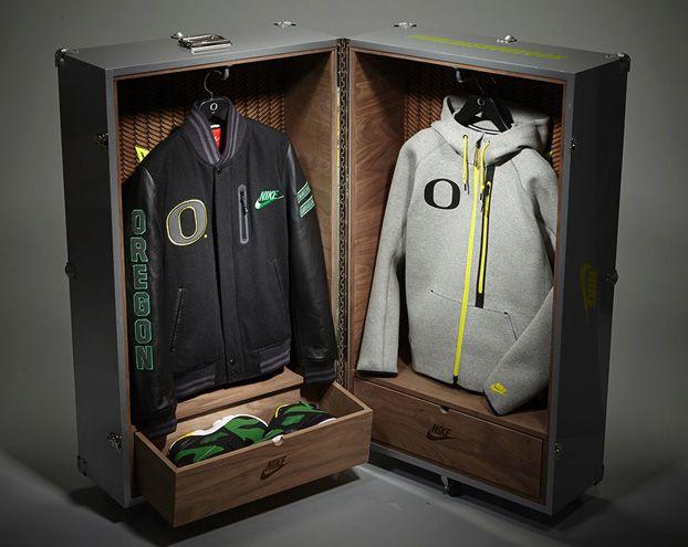 Oregon ducks · Nike Oregon Capsule Collection