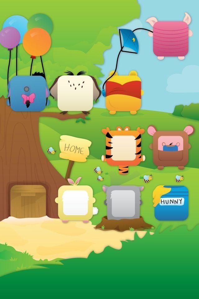 Walt Disney Cartoon Winnie The Pooh Wallpaper X Kids