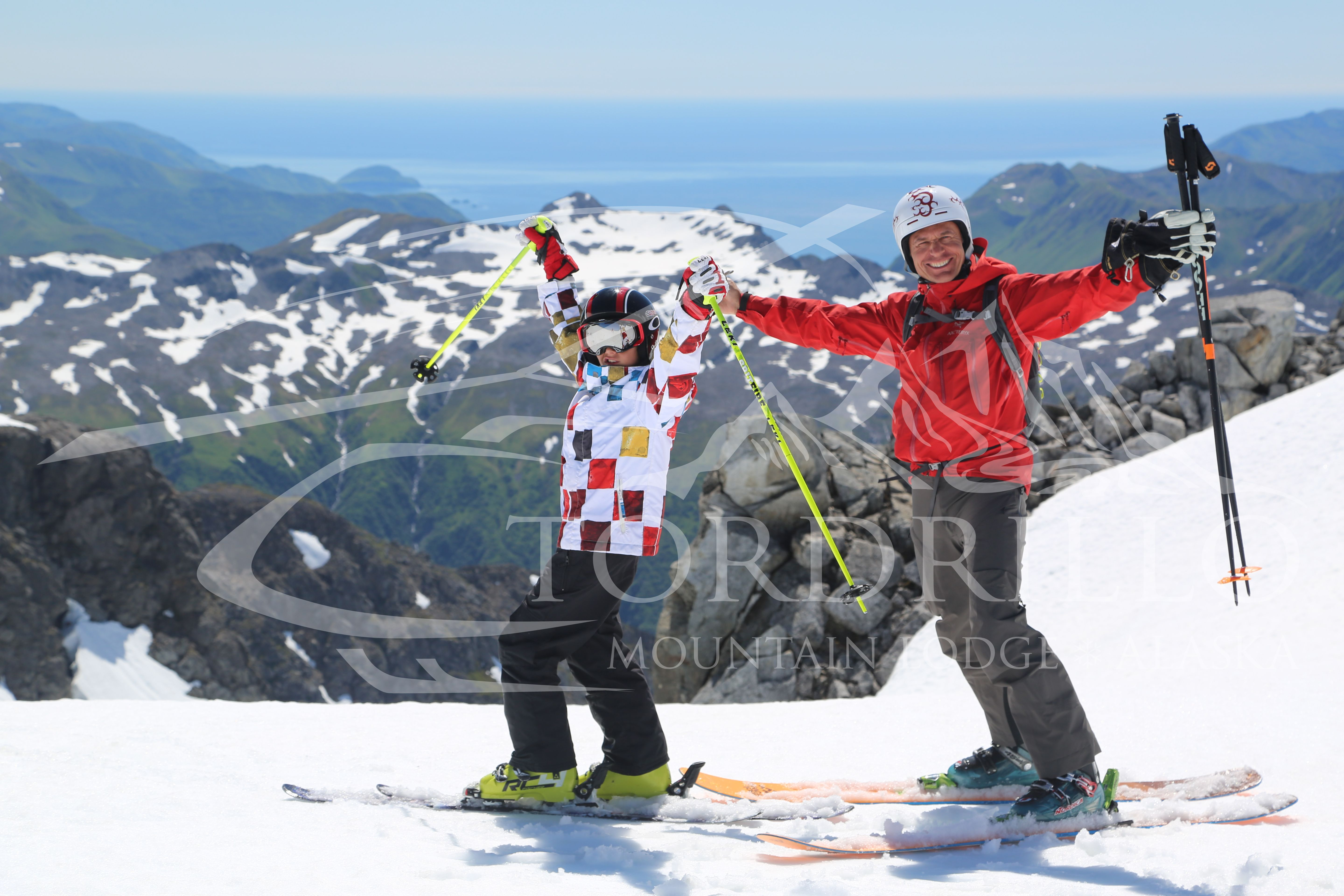 The Most Fun You Ll Have All Year Is Heli Skiing With The Tordrillo Mountain Lodge Crew Heliskiing Alaska Luxury Outdoor Tours Heli Skiing Mountain Lodge