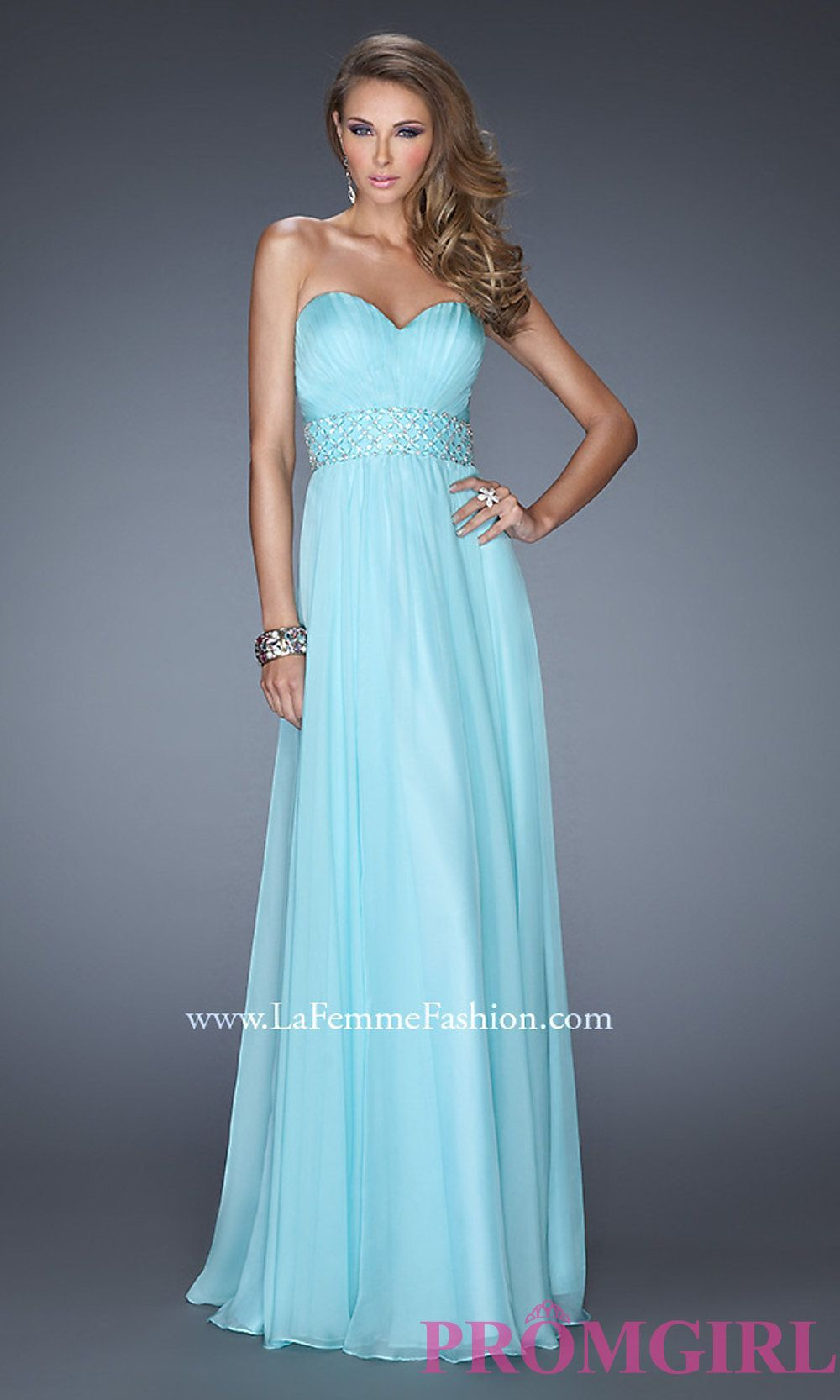 Long Prom Dress Style: LF-20140 Detail Image 2 | Prom girl ...