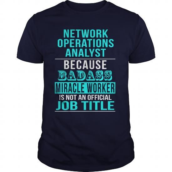 Network Operations Analyst T Shirts, Hoodie. Shopping Online Now ==►…