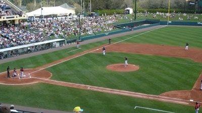 Atlanta Braves Champion Stadium In The Espn Wide World Of Sports