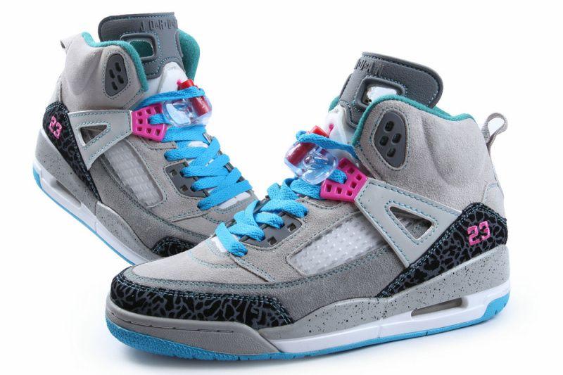 Women Air Jordan Spizike Shoes