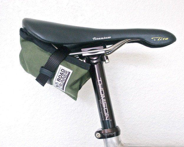 Bike Tool Roll Saddlebag Road Runner Bags 22 Bike Tools