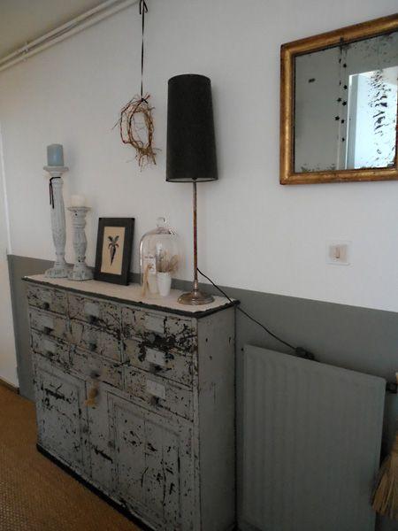 couloir_y   [joli mobilier]   Pinterest   Couloir, Repeindre et La ...