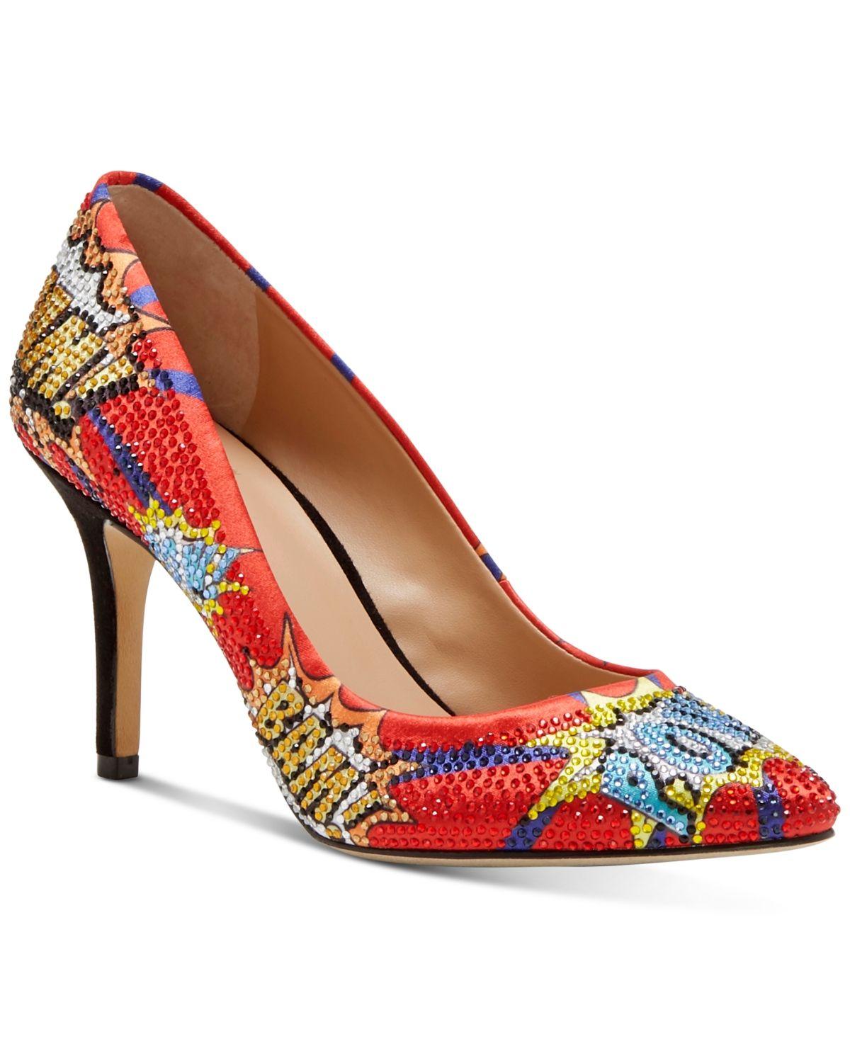 Inc Women's Zitah Pointed Toe Pumps