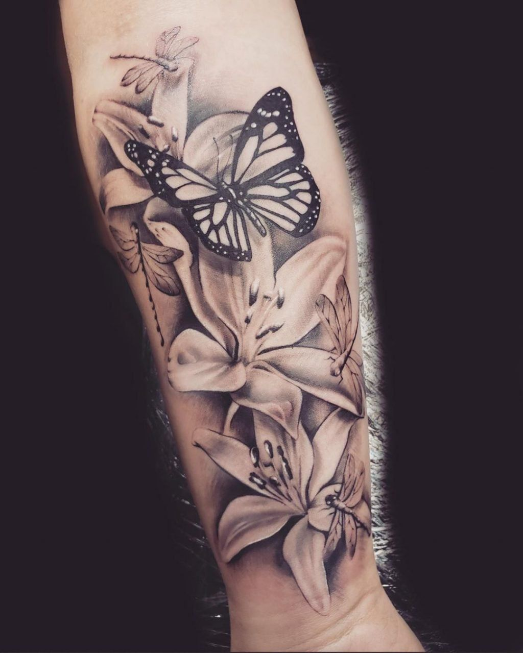 41 Most Beautiful Butterfly Tattoo Ideas For Everyone Jessica Pins In 2020 Butterfly Tattoo Rose And Butterfly Tattoo Flower Tattoo Shoulder