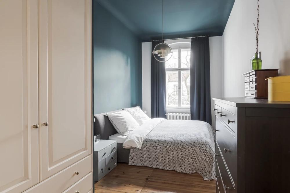 Apartment Berlin Iv Von The Inner House Modern Homify In 2020 Schone Schlafzimmer Wohnung Wohnen