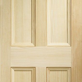 Pine Edwardian 4 Panel Internal Door Wooden Timber Interior - - Ron Currie and Sons - Timber Merchant and Timber Window Manufacturer Ron Currie u0026 Sons Ltd  sc 1 st  Pinterest & Pine Edwardian 4 Panel Internal Door Wooden Timber Interior ... pezcame.com